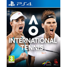 Coperta AO INTERNATIONAL TENNIS - PS4