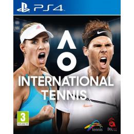 Coperta AO INTERNATIONAL TENNIS - PS4