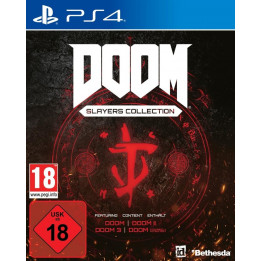 Coperta DOOM SLAYERS COLLECTION - PS4
