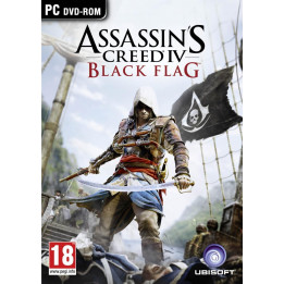 Coperta ASSASSINS CREED 4 BLACK FLAG - PC