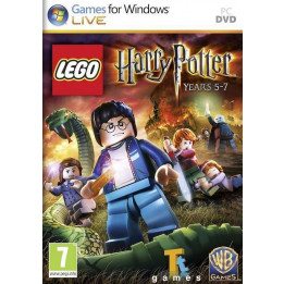 Coperta LEGO HARRY POTTER YEARS 5-7 - PC