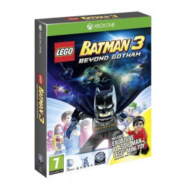 Coperta LEGO BATMAN 3 BEYOND GOTHAM TOY EDITION - XBOX ONE