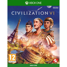 Coperta CIVILIZATION VI - XBOX ONE
