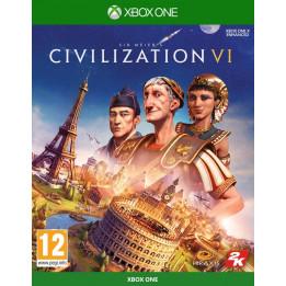 Coperta CIVILIZATION VI - XBOX ONE