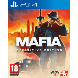 Coperta MAFIA DEFINITIVE EDITION - PS4