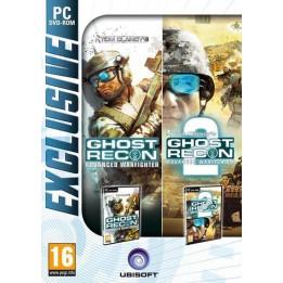 Coperta COMPILATION GHOST RECON ADVANCED WARFIGHTER 1 & 2 - PC