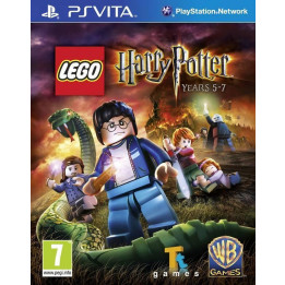 Coperta LEGO HARRY POTTER YEARS 5-7 - PSV