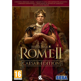 Coperta TOTAL WAR ROME 2 CAESAR EDITION - PC
