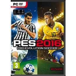 Coperta PRO EVOLUTION SOCCER 2016 - PC