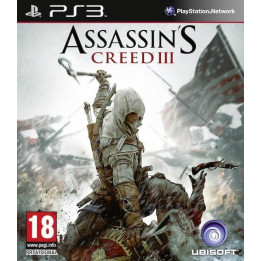Coperta ASSASSINS CREED 3 - PS3
