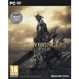 Coperta FINAL FANTASY XIV SHADOWBRINGERS STANDARD EDITION - PC