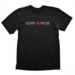 Coperta GOD OF WAR LOGO TSHIRT M
