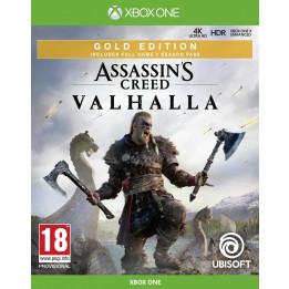 Coperta ASSASSINS CREED VALHALLA GOLD EDITION - XBOX ONE