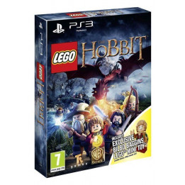 Coperta LEGO THE HOBBIT TOY EDITION - PS3