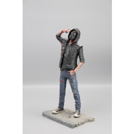 Coperta WATCH DOGS 2 WRENCH FIGURINE