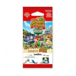 Coperta ANIMAL CROSSING AMIIBO CARDS SERIES 5