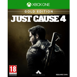 Coperta JUST CAUSE 4 GOLD EDITION - XBOX ONE