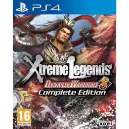 Coperta DYNASTY WARRIORS 8 COMPLETE EDITION - PS4