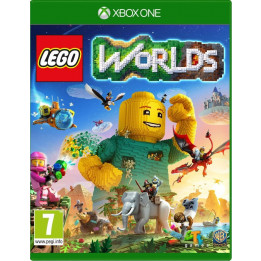 Coperta LEGO WORLDS - XBOX ONE