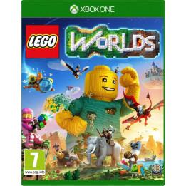 Coperta LEGO WORLDS - XBOX ONE