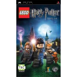 Coperta LEGO HARRY POTTER YEARS 1-4 PSP ESSENTIALS - PSP