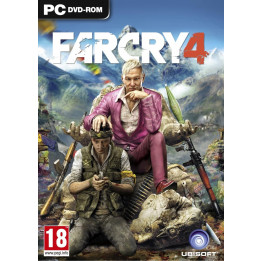 Coperta FAR CRY 4 - PC