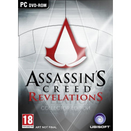Coperta ASSASSINS CREED REVELATIONS LIMITED EDITION - PC