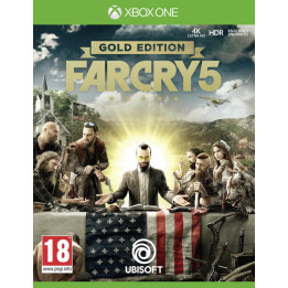 Coperta FAR CRY 5 GOLD EDITION - XBOX ONE
