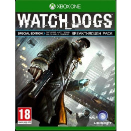 Coperta WATCH DOGS D1 EDITION - XBOX ONE