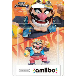 Coperta AMIIBO WARIO NO. 32 (SUPER SMASH)