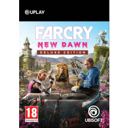 Coperta FAR CRY NEW DAWN DELUXE EDITION - PC (UPLAY CODE)