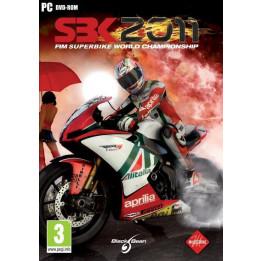 Coperta SBK 2011 - PC
