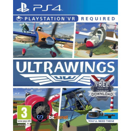 Coperta ULTRA WINGS (VR) - PS4