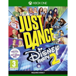 Coperta JUST DANCE DISNEY PARTY 2 - XBOX ONE