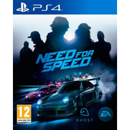 Coperta NEED FOR SPEED - PS4