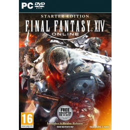 Coperta FINAL FANTASY XIV ONLINE STARTER EDITION - PC
