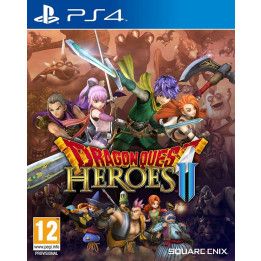 Coperta DRAGON QUEST HEROES 2 - PS4