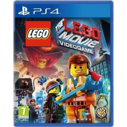 Coperta LEGO MOVIE GAME - PS4