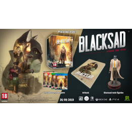 Coperta BLACKSAD COLLECTORS EDITION - PS4