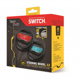 Coperta STEELPLAY - STEERING WHEEL TWIN PACK (SWITCH)