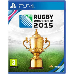 Coperta RUGBY WORLD CUP 2015 - PS4