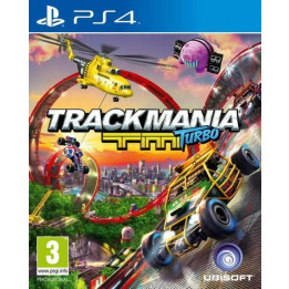 Coperta TRACKMANIA TURBO - PS4