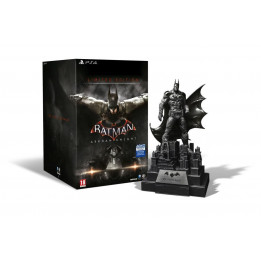 Coperta BATMAN ARKHAM KNIGHT MEMORIAL COLLECTORS EDITION - PS4