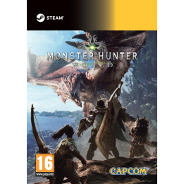 Coperta MONSTER HUNTER WORLD - PC (STEAM CODE)