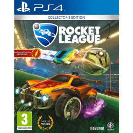 Coperta ROCKET LEAGUE COLLECTORS EDITION - PS4