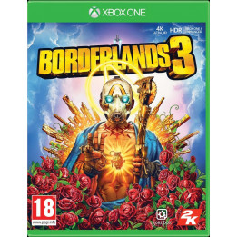 Coperta BORDERLANDS 3 - XBOX ONE