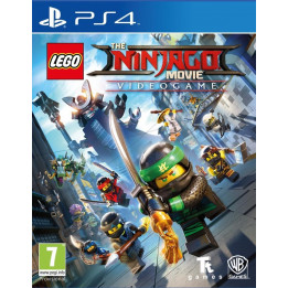 Coperta LEGO NINJAGO MOVIE - PS4