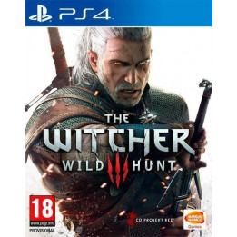 Coperta THE WITCHER 3 WILD HUNT - PS4