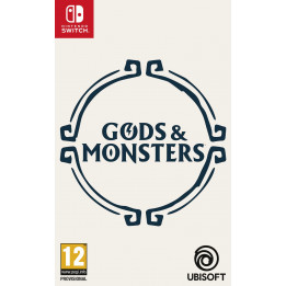 Coperta GODS AND MONSTERS - SW