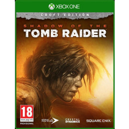 Coperta SHADOW OF THE TOMB RAIDER CROFT EDITION - XBOX ONE